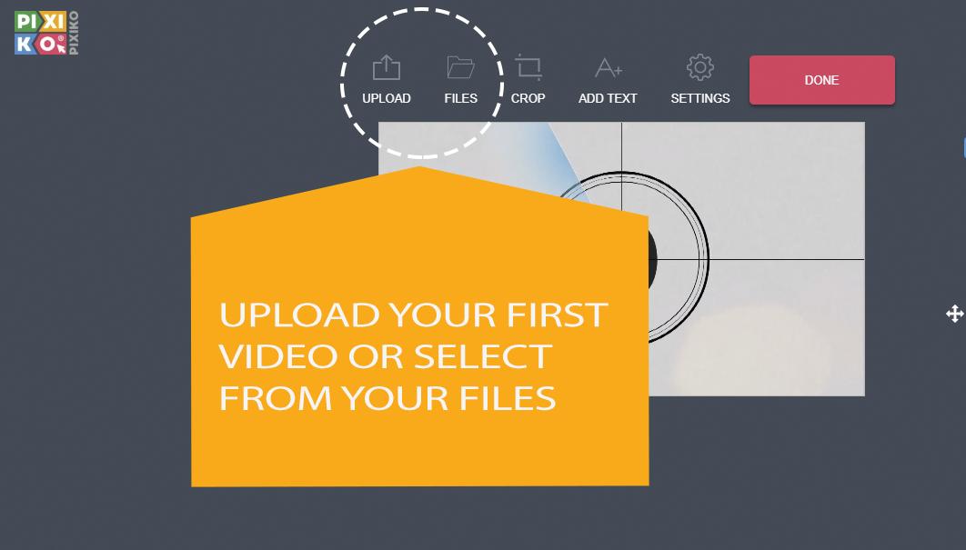 Merge video online